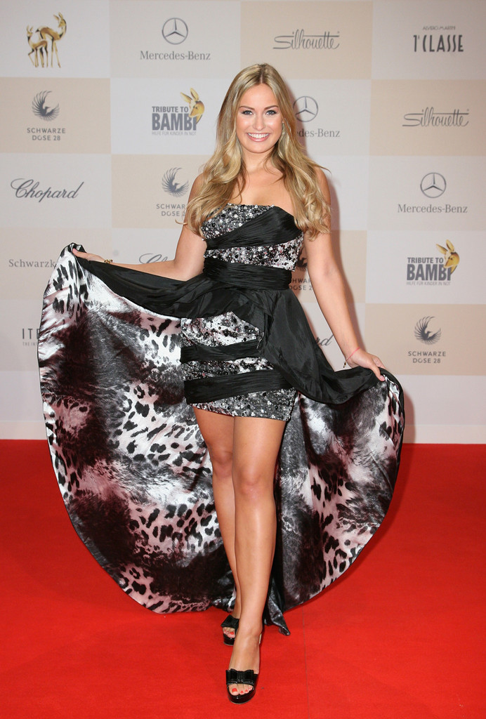 anne julia hagen photos photos tribute to bambi 2011 zimbio. Black Bedroom Furniture Sets. Home Design Ideas