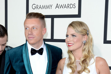 Tricia Davis Arrivals at the Grammy Awards — Part 3