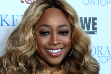 Trina WE tv Celebrates the Premiere of 'Kendra on Top' and 'Driven To Love'