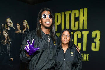 Trinidad James Premiere of Universal Pictures' 'Pitch Perfect 3' - Red Carpet