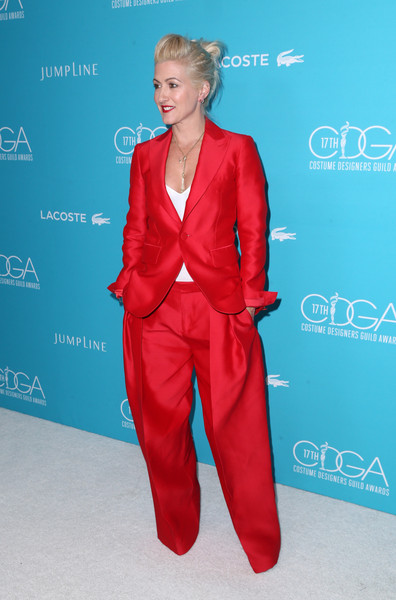 17th Costume Designers Guild Awards With Presenting Sponsor Lacoste - Arrivals
