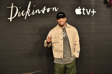 """Tristan Wilds Global Premiere Of Apple TV+'s """"Dickinson"""" - Brooklyn, New York – Red Carpet"""
