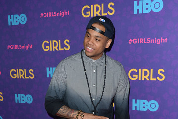 Tristan Wilds 'Girls' Season 3 Premiere Event — Part 2