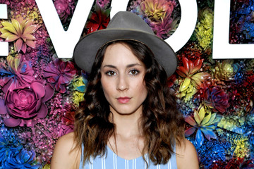Troian Bellisario REVOLVE Desert House at Coachella With Moet & Chandon - Day 1
