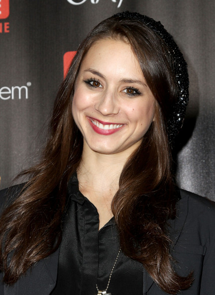 "Troian Bellisario - TV Guide Magazine's ""2010 Hot List"" Party - Arrivals"