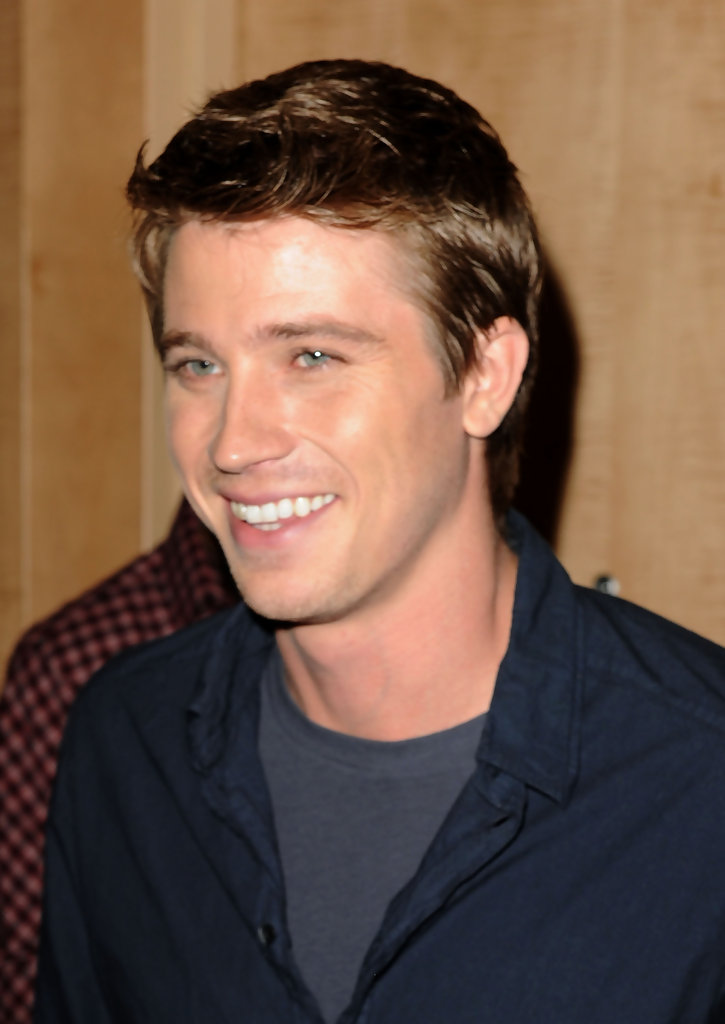 "Garrett Hedlund in ""Tron: Legacy"" Panel - Comic-Con 2010 6 ..."