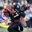 Troy Cassidy Lockheed Martin Armed Forces Bowl - San Diego State v Army