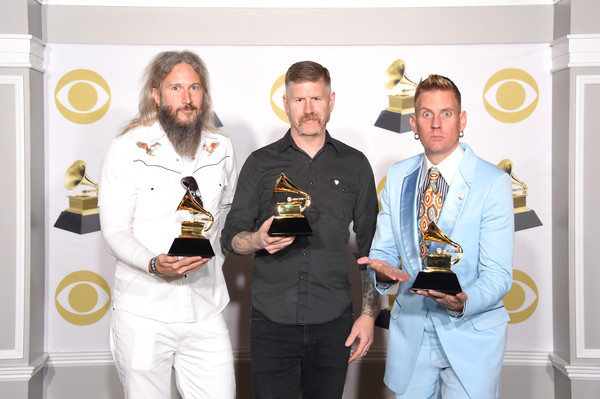 60th Annual GRAMMY Awards - Press Room