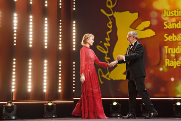 Trudie Styler Opening Ceremony - 69th Berlinale International Film Festival