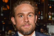 "Charlie Hunnam attends the  ""The True History Of The Kelly Gang"" World Premiere Party Hosted By Grolsch at Weslodge, during the Toronto International Film Festival on September 11, 2019 in Toronto, Canada."