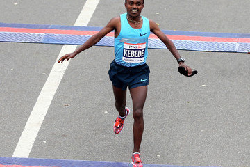 Tsegaye Kebede 2013 ING New York City Marathon