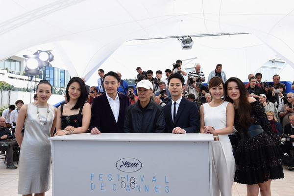 'Nie Yinniang' Photocall - The 68th Annual Cannes Film Festival