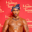 Tupac Shakur Madame Tussauds Hollywood Commemorates Tupac Shakur's 44th Birthday With Wax Figure