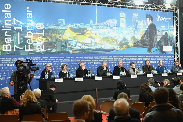 'Out Stealing Horses' Press Conference - 69th Berlinale International Film Festival