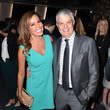 David Levy and Robin Meade