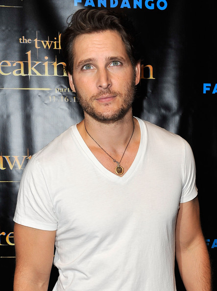 "Actor Peter Facinelli attends ""The Twilight Saga: Breaking Dawn Part 2"" VIP Comic-Con Celebration Sponsored by Fandango at Float in the Hard Rock Hotel on July 11, 2012 in San Diego, California."