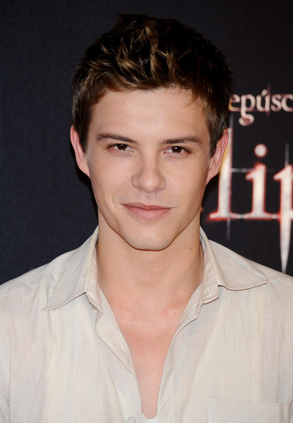 saga eclipse madrid photocall in this photo xavier samuel actor xavier    Xavier Samuel Eclipse