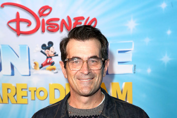 Ty Burrell Disney On Ice Presents 'Dare To Dream' Celebrity Skating Party