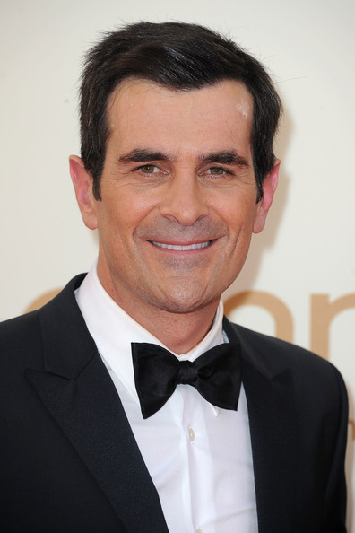 how tall is ty burrell