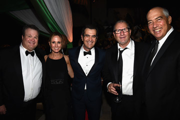 Ty Burrell Eric Stonestreet FOX, 20th Century FOX Television, FX Networks And National Geographic Channel's 2014 Emmy Award Nominee Celebration