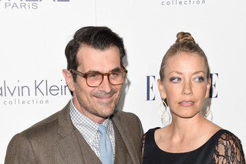 Ty Burrell Holly Burrell The 22nd Annual ELLE Women in Hollywood Awards - Arrivals