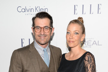 Ty Burrell Holly Burrell 22nd Annual ELLE Women in Hollywood Awards - Arrivals