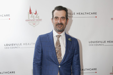Ty Burrell Louisville Healthcare CEO Council Kentucky Derby Greenroom