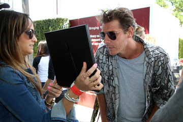 Ty Pennington John Varvatos Sunglasses At The 11th Annual Stuart House Benefit