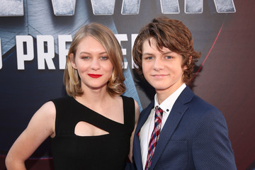 Ty Simpkins The World Premiere of Marvel's 'Captain America: Civil War' - Red Carpet
