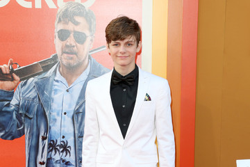 Ty Simpkins Premiere of Warner Bros. Pictures' 'The Nice Guys' - Arrivals