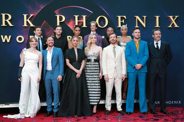 "Tye Sheridan Premiere Of 20th Century Fox's ""Dark Phoenix"" - Red Carpet"