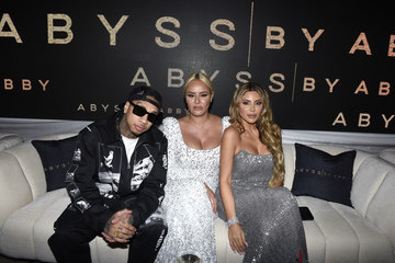 Tyga Abyss By Abby - Arabian Nights Collection Launch Party