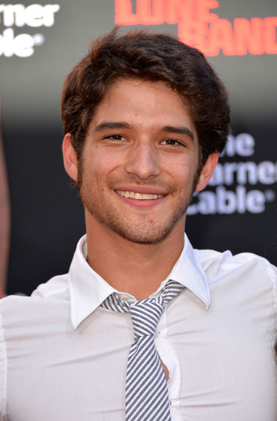 Tyler Posey Pictures - Premiere Of Walt Disney Pictures   quot The Lone    Tyler Posey Photo Shoot 2013