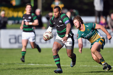 Tyler Blackburn Heartland Championship - Mid Canterbury v South Canterbury