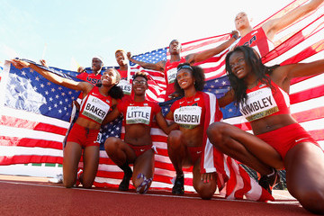 Tyler Brown IAAF World Junior Championships: Day 6