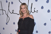 Actress Natasha Henstridge attends Tyler Ellis Celebrates the 5th Anniversary And Launch Of Tyler Ellis x Petra Flannery Collection at Chateau Marmont  on January 31, 2017 in Los Angeles, California.