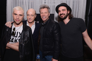 Tyler Glenn Island Records One Year Celebration Party At The Gansevoort Meatpacking NYC