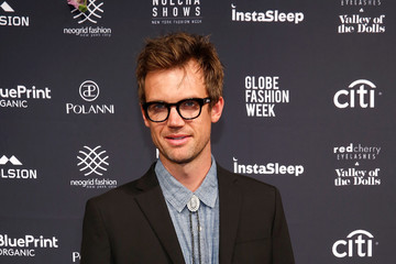 Tyler Hilton Nolcha Shows New York Fashion Week Women's S/S 2017 Presented By InstaSleep Mint Melts - Arrivals