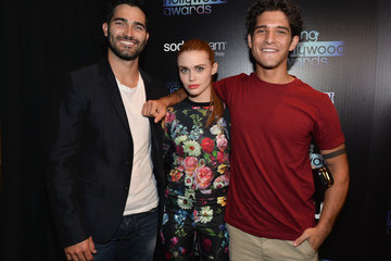 Tyler Hoechlin Holland Roden 2013 Young Hollywood Awards Presented By Crest 3D White And SodaStream / The CW Network - Backstage