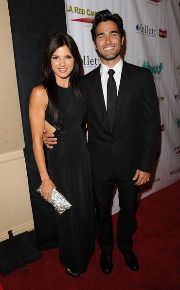 tyler hoechlin and rachele brooke smith