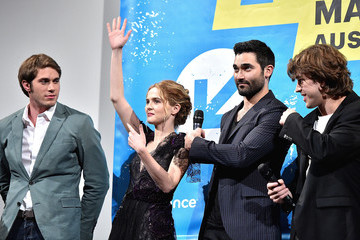 Tyler Hoechlin Temple Baker 'Everybody Wants Some' - 2016 SXSW Music, Film + Interactive Festival