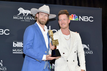 Tyler Hubbard 2019 Billboard Music Awards - Press Room