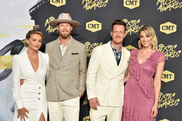 Tyler Hubbard 2018 CMT Music Awards - Arrivals