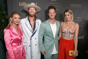Tyler Hubbard Brittney Marie Cole Billboard Country Power Players