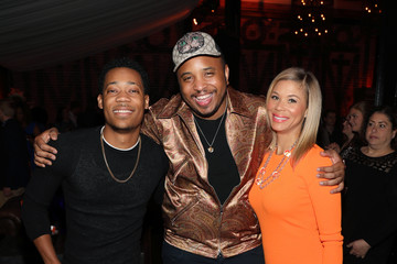 Tyler James Williams Justin Simien's 35th Birthday Party And Celebration of The Debut of Netflix's 'Dear White People' Season 2
