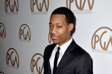 Tyler James Williams 26th Annual Producers Guild Of America Awards - Red Carpet