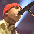 Tyler Joseph Twenty One Pilots Perform Live For SiriusXM And Pandora's 'Small Stage Series' At The Newport Music Hall In Columbus, OH