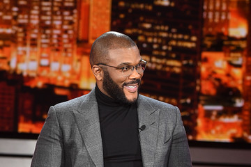 Tyler Perry Actor, Comedian Tyler Perry Sits Down for SiriusXM's Town Hall Event Hosted By Joel & Victoria Osteen