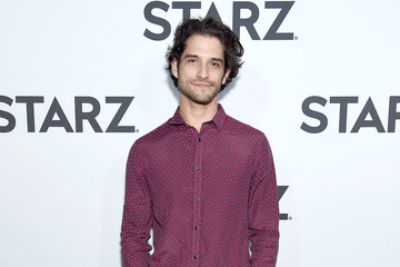 Tyler Posey 2019 Winter TCA Tour - STARZ Red Carpet Event - Arrivals
