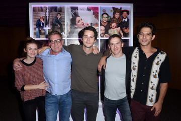 Tyler Posey Dylan O'Brien MTV 'Teen Wolf' 100th Episode Screening and Series Wrap Party